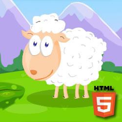 Füttere die Schafe