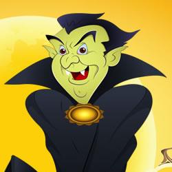 Halloween Vampir Puzzle