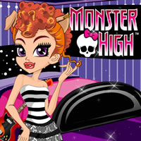 Monster High: Howleen Wolf Make Up