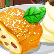 Machen Apfelstrudel