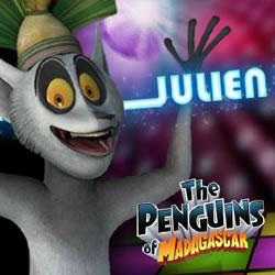 Die Pinguine aus Madagascar Julian Boogie