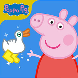 Peppa Pig's Golden Boots