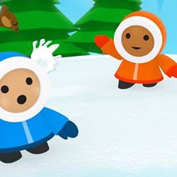 Snowfight. io