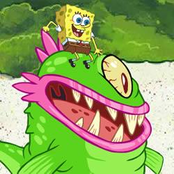 SpongeBob Schwammkopf Monster Island