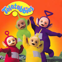 Teletubbies Töten