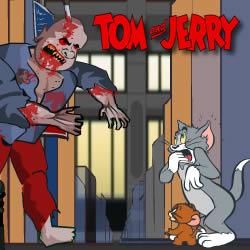 Tom und Jerry Zombies Stadt