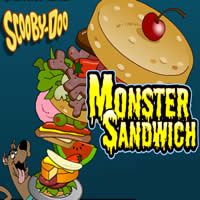 Scooby Doo: Monster Sandwich