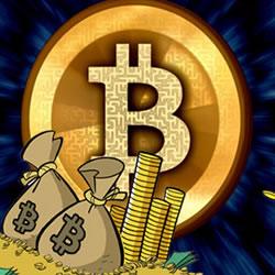 Bitcoin Wasserhahn