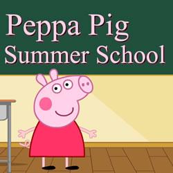 Peppa Wutz Sommerschule