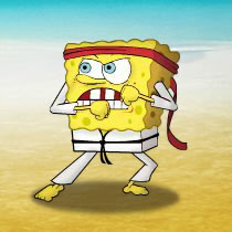 SpongeBob - Super Brawl Summer